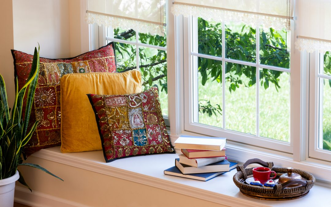 Creating a Window Space: A Book Nook