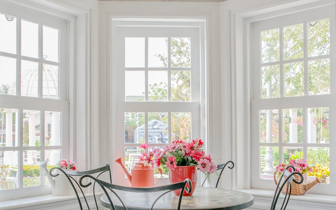 Creating a Window Space: Refreshment Area for Hosting